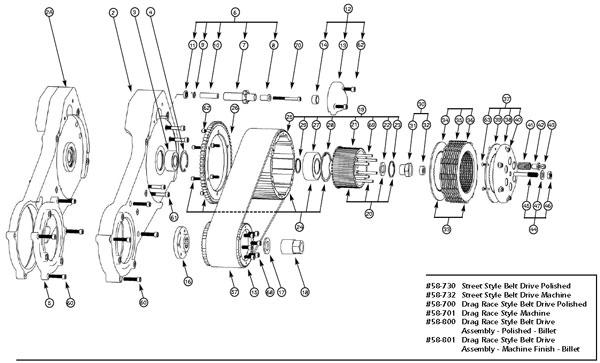 shovelhead primary schematics