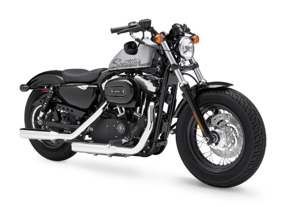 How-to: Flipped Mirrors on a Harley-Davidson Sportster