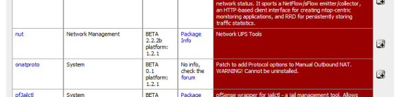 How-to: pfsense NUT UPS Monitoring with Email Notification