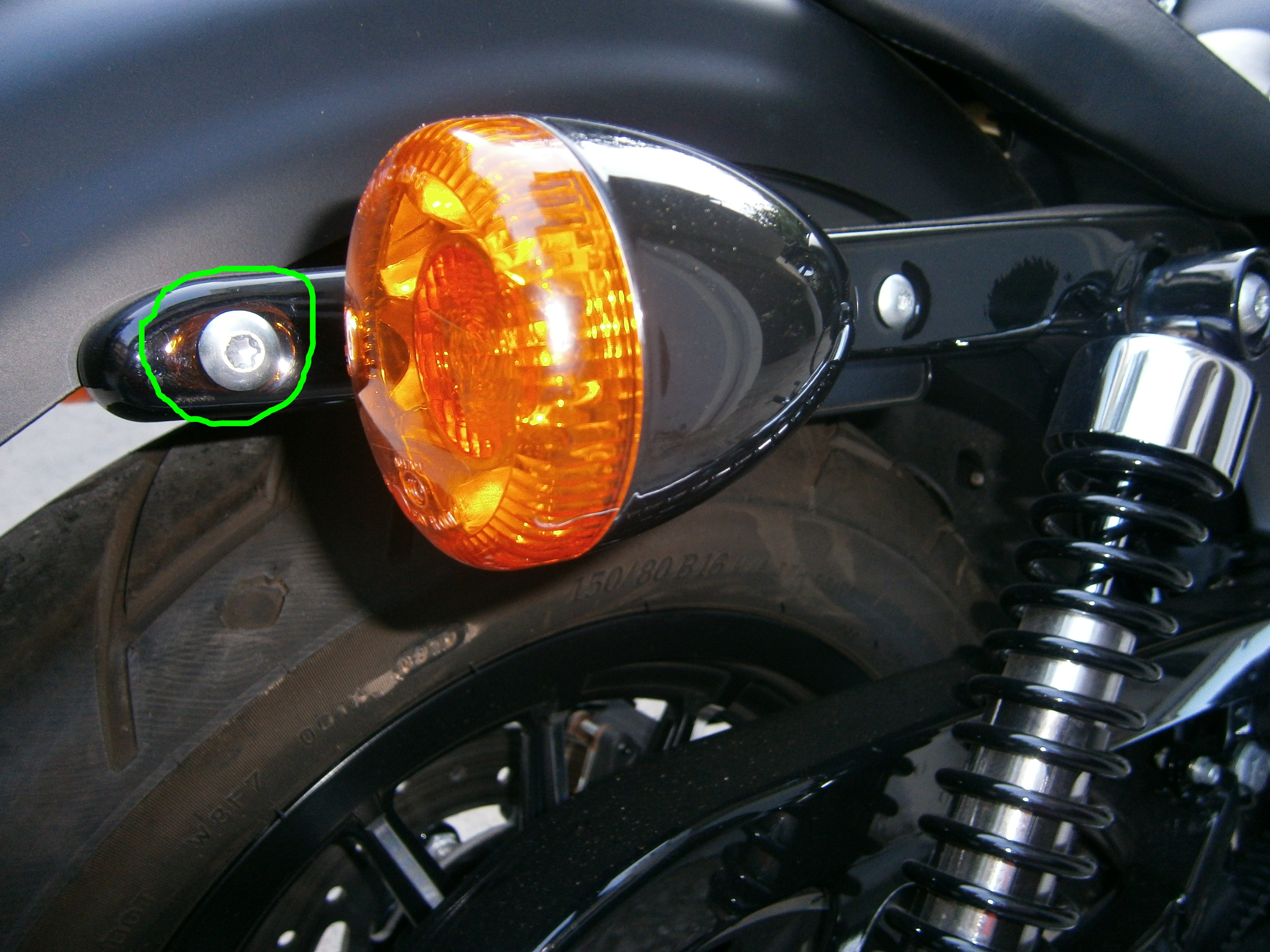 How-to: Install Side-Mount License Plate on a Harley ... on